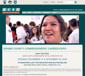 Adams County Commissioners' Career Expo